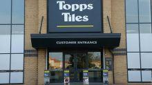 Topps Tiles alerts over lockdown sales impact