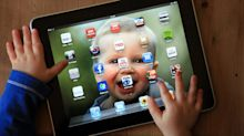 Ipads could hinder babies' sleep and brain development, study suggests
