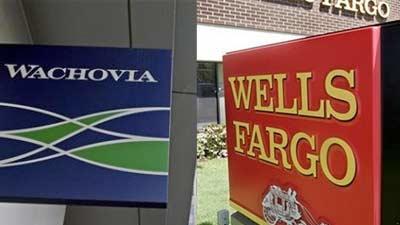 Wells Fargo to Buy Wachovia