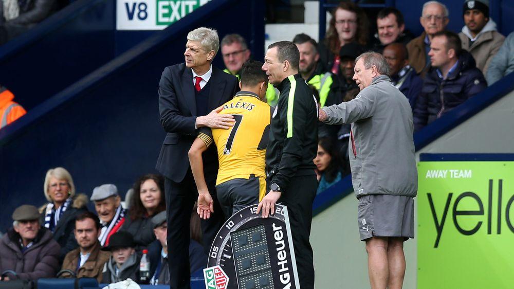 Wenger sabe lo que le gusta a Alexis