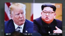 Trump: We're in 'productive talks' about reinstating summit with North Korea