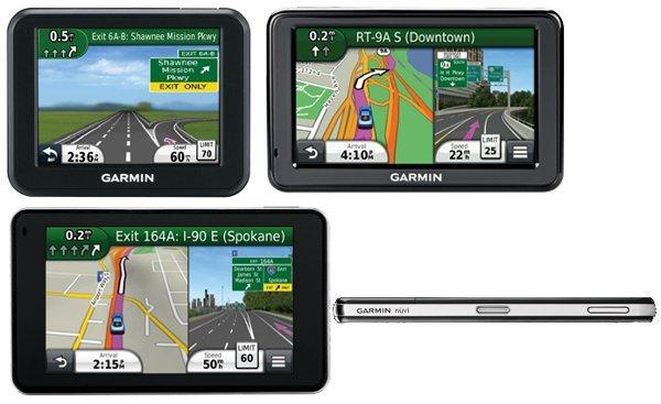 Garmin nüvi navigators get refreshed, countless new models for 2012