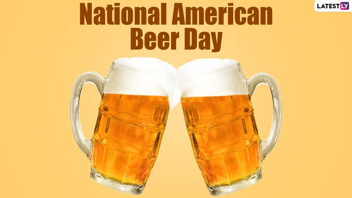 On National American Beer Day 2020 Here S A Brief History Of Beermaking And Brewery In Us