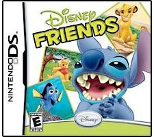 DS Fanboy Review: Disney Friends