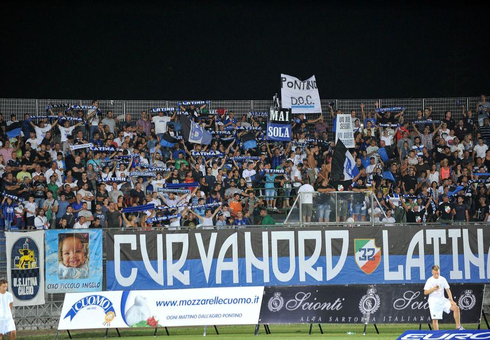 Serie B, 5 punti di penalizzazione al Latina: è matematicamente retrocesso