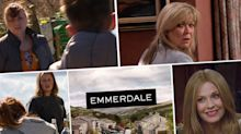 Next week on 'Emmerdale': Kim shoots her posioner? Plus Bernice returns and Lydia is mugged (spoilers)