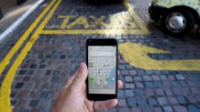 Uber submits appeal to regain London taxi licence