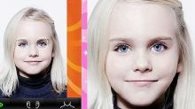 Photo editing app slammed for targeting kids to look 'prettier and skinnier'