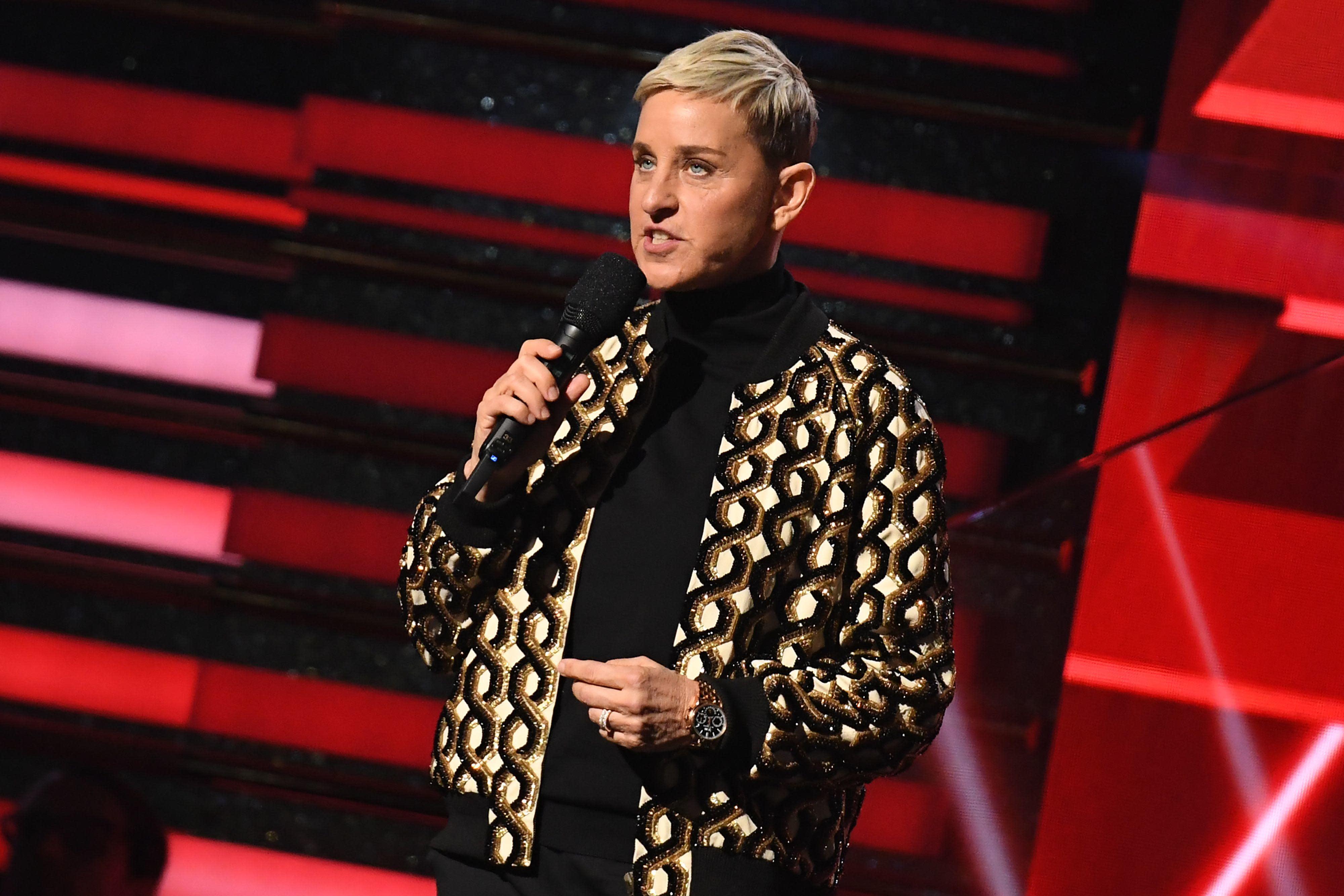 Ellen DeGeneres addresses controversy in show's return