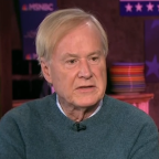 MSNBC Chris Matthews' Suggests Trump May Resign in Deal to Spare His Children Prison