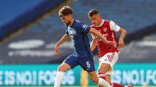 Jorginho, Tonali need virus tests before joining Italy