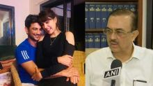 'Drug Charges Are Not Our Case Against Rhea' Says Sushant's Family Lawyer Vikas Singh