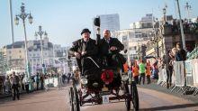 Veteran vehicles prepare for annual London to Brighton drive