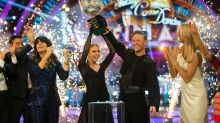 Strictly Come Dancing champion Stacey Dooley lost the glitterball trophy hours after victory with Kevin Clifton