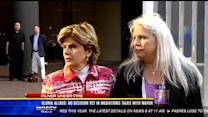 Gloria Allred: No decision yet in mediation talks with mayor