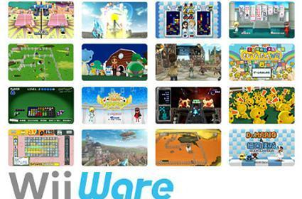 Expect more WiiWare this Monday