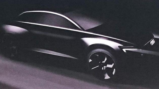 Audi promises an all-electric SUV in 2018