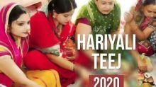 Hariyali Teej 2020: Date, Muhurta, Puja Vidhi And Significance Of This Festival