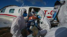 Brasil supera 2 milhões de casos do novo coronavírus  (oficial)