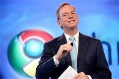 Google's Eric Schmidt on the future of technology, his role change and Apple's turn toward consumers