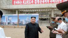 N. Korea's Kim berates officials over troubled flagship hospital