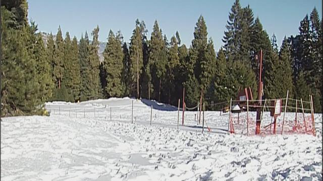Alta Sierra Ski Resort to open this weekend