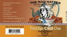 Endexx Begins Shipment of Third Eye Chai CBD-Infused Gourmet Tea Beverages