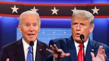 Joe Biden may feel he's won the debates but Donald Trump is not defeated yet