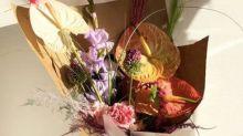 Blooming on Instagram ... why Gen Z has taken to flower arranging