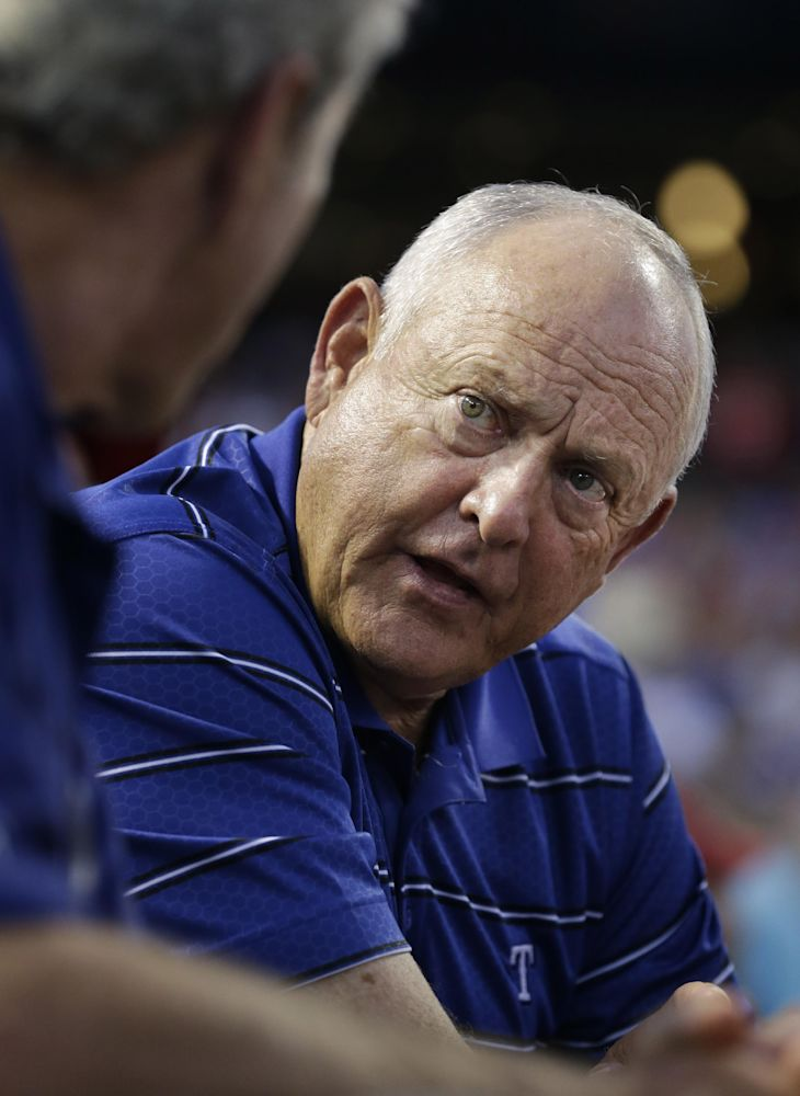 Nolan Ryan to rejoin Astros as executive advisor