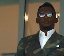 Confederations Cup Diary: Eto'o's camouflage tux, New Zealand's only journalist and a weird Germany warm-up