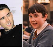 Neville Longbottom actor Matthew Lewis says he finds watching his 'Harry Potter' performance 'painful'