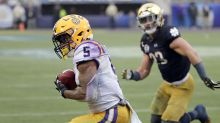 Ex-LSU RB Derrius Guice signs with Top Dawg Entertainment