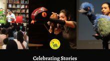 Meet the Shreedevi of 'storytelling' on World Storytelling Day