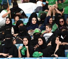 Saudi Women Allowed Into Sports Stadium For First Time