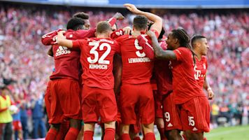 Bayern Munich wins Bundesliga ... again