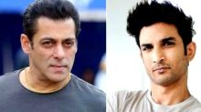 When Sushant Singh Rajput Said He's Scared Of Salman Khan While Bhaijaan Was Standing Behind Him