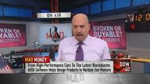 Cramer investigates Autodesk's weakness to see if the sof...