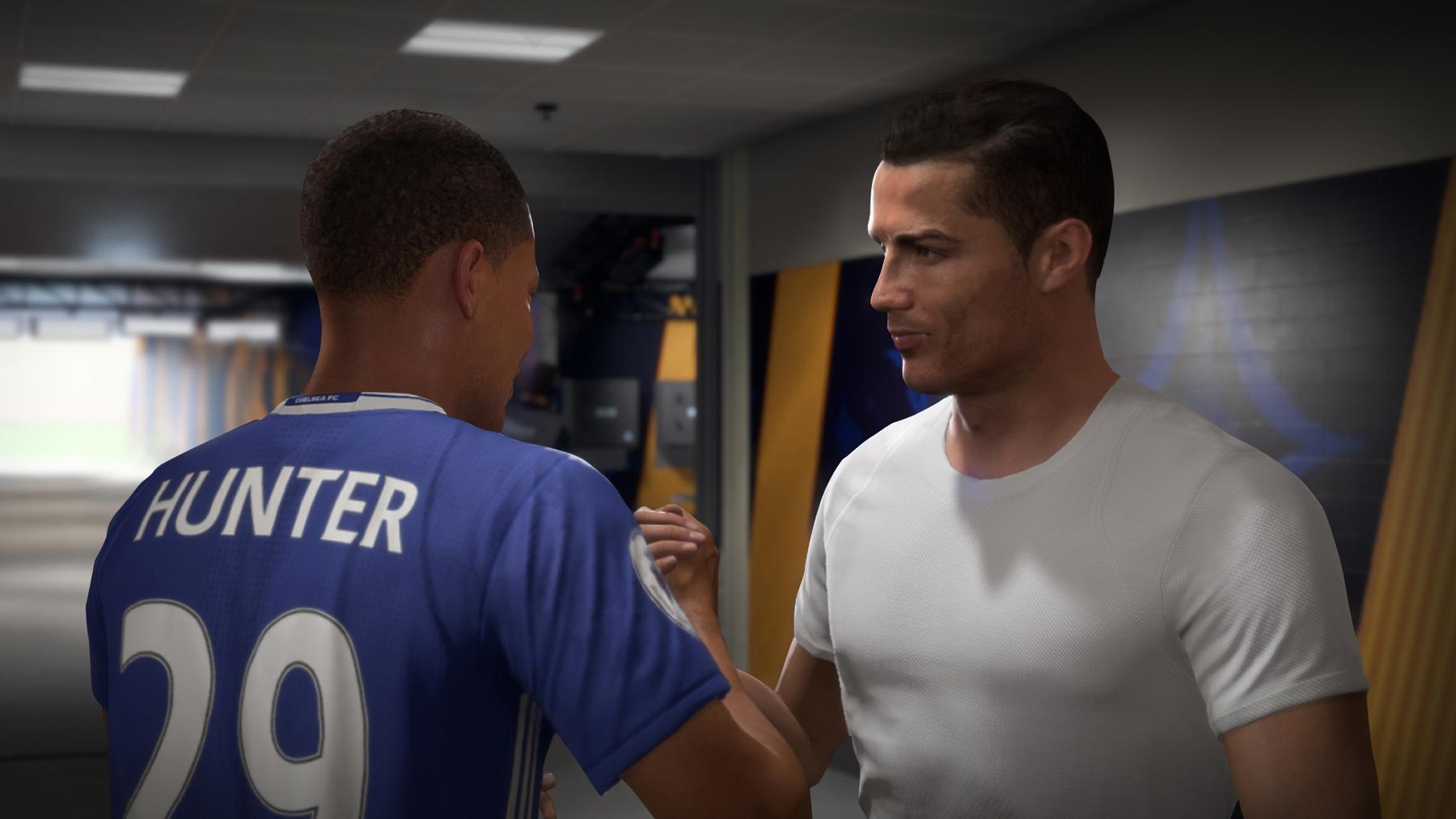 The new story mode in 'FIFA 18' is all about choice
