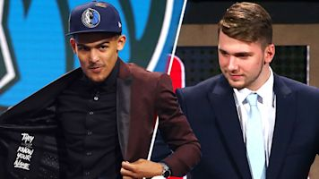 2018 NBA draft: Young, Doncic forever linked