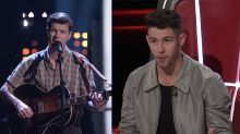 Meet 'Voice' contestant 'Jacob Jonas': 'Are you offering him a position on the Jonas Brothers?'