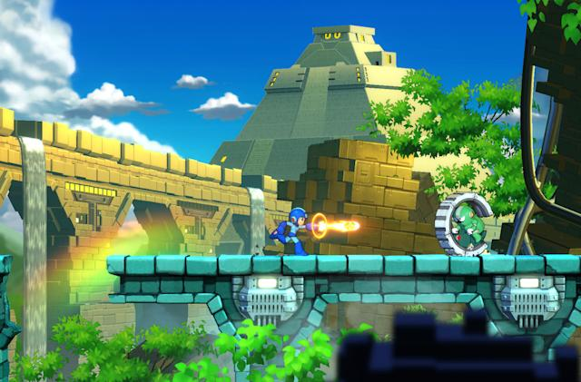 'Mega Man 11' hits consoles and PC October 2nd