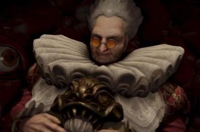 The Toy Maker in Castlevania: Lords of Shadow 2 is a play-date of terror
