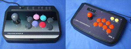 Hori busts out arcade-style joysticks for the PS3