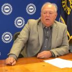 Former UAW president sentenced to 21 months in corruption probe