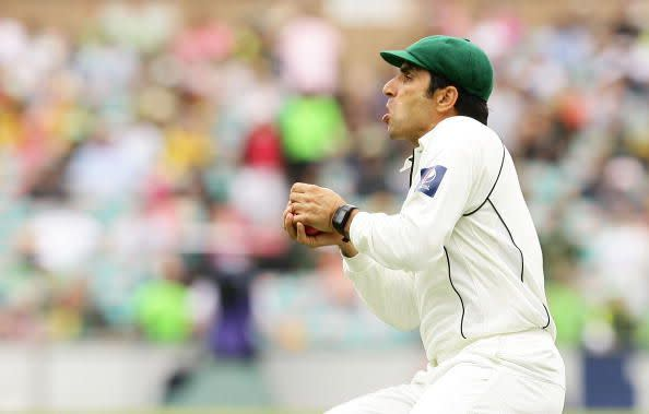 Second Test - Australia v Pakistan: Day 1