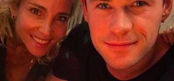 Chris Hemsworth has most-liked Instagram post