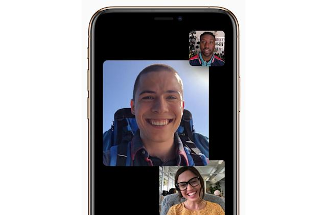 Apple will release iOS 12.1 with Group FaceTime tomorrow