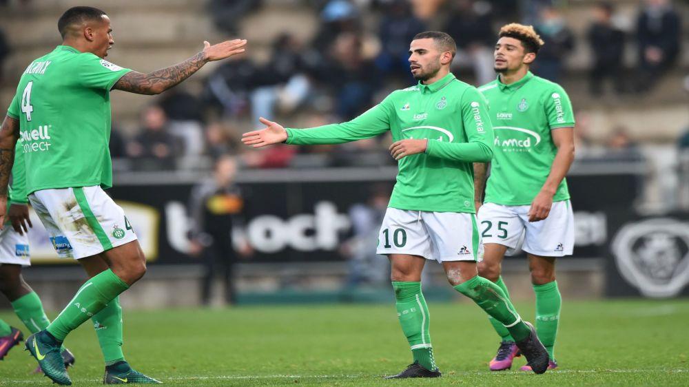 Saint-Etienne, Tannane envoyé en CFA 2 par Galtier