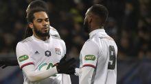 L'Olympique Lyonnais domine Antwerp en amical